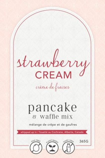 Lannie Rae Gourmet - Strawberry Cream Pancake & Waffle Mix