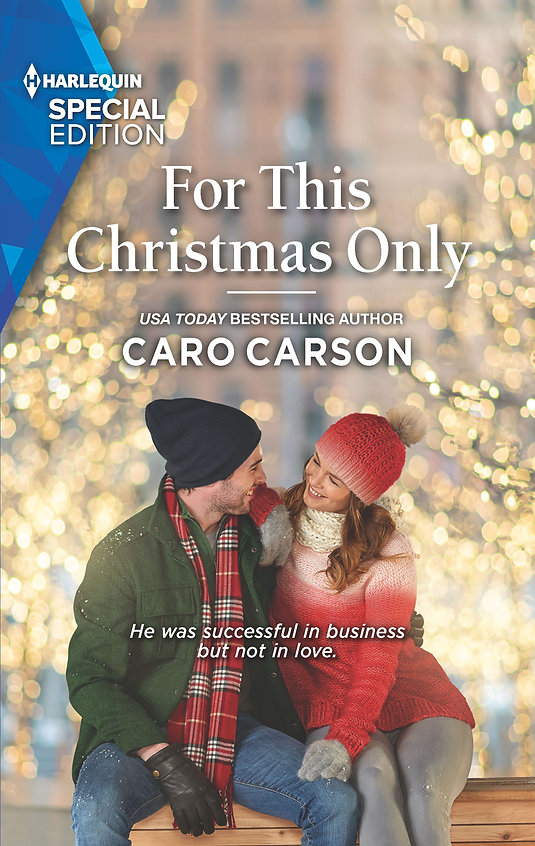 For This Christmas Only by Caro Carson