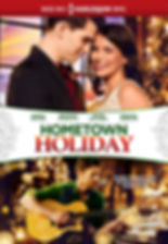 DVD cover Hometown Holiday