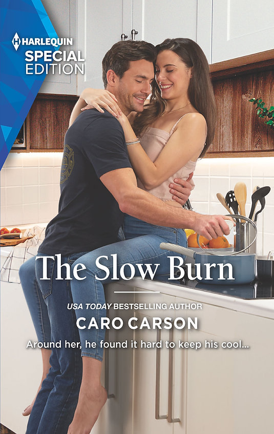 The Slow Burn original from Harlequin.jp
