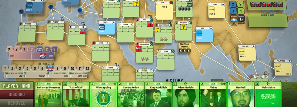 Initial Game State