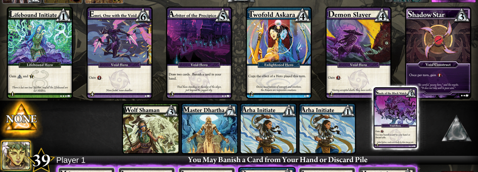 Ascension: 10 Year Anniversary Card Set