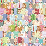 32764736-Colorful-Many-People-Throng-Til