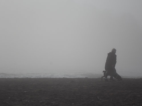 Misty Day by Jackie Russ