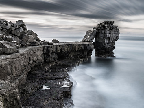 Dawn Over Pulpit Rock by Matt Lewis