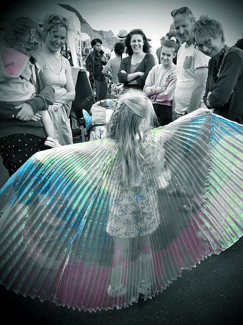 Angel Wings by Irina Holmes