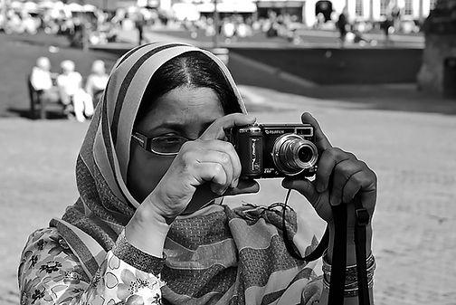 Mensrain with Camera