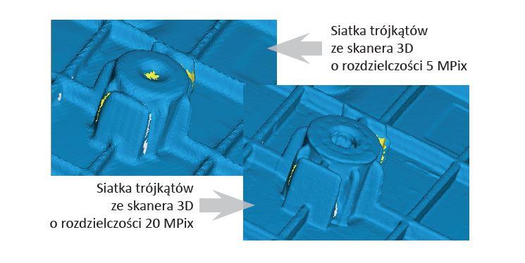 Światowa premiera nowego skanera MICRON3D green stereo 20-20 Mpix dedykowanego do kontroli jakości