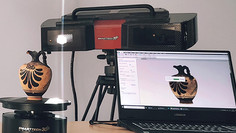 23-24.03.2021 Webinars: Color 3D scanning - digitalization and virtual research