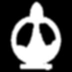 White Rocketman Logo.png