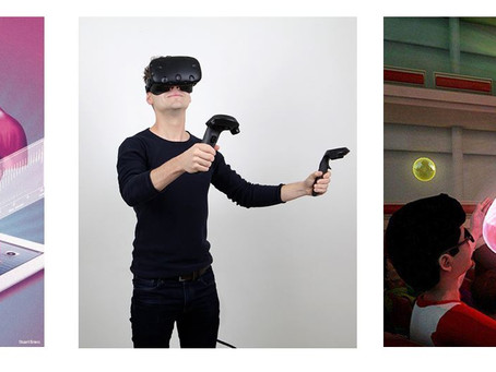 3D Learning Tools for Education:  A comparison of AR, VR and Stereo 3D, PART ONE