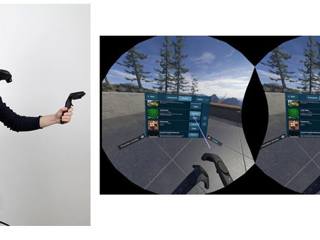 A Look at VR (Virtual Reality) for Education