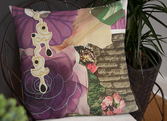 Shopaholic Pillow