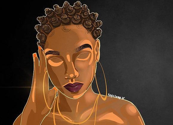 Black Girl Glow