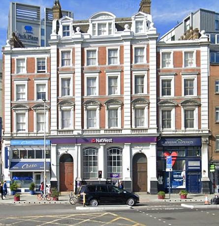 Photo of Nat West Bank building