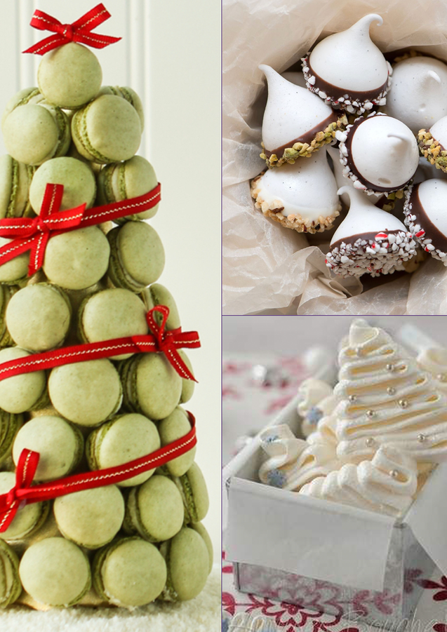 Holiday Macarons and meringues.PNG