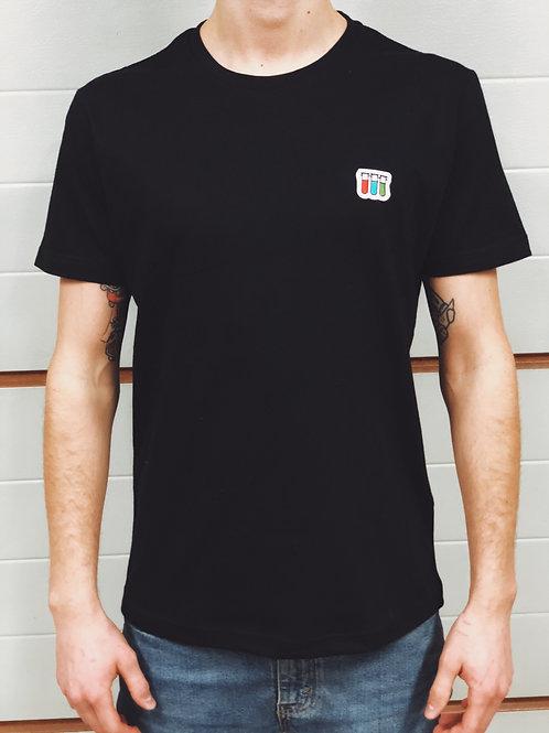 Vial t-shirt czarny