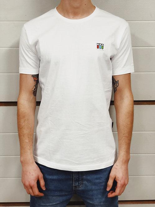 Vial t-shirt biały