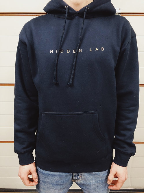 Hidden hoodie granatowa