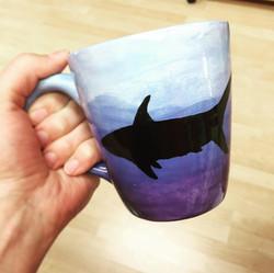 SharkWeekMug