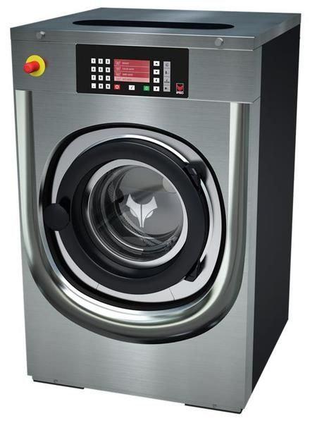 IPSO IA 80 (загрузка 8 кг) неподрессоренная стирально-отжимная машина