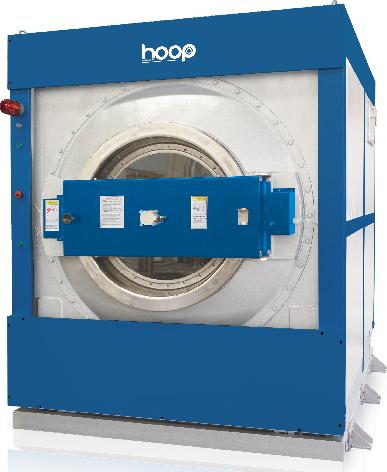 HOOP XGQ-150TT с наклоном (загрузка 150 кг) подрессоренная стиральная машина