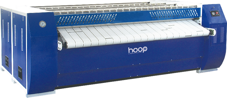 HOOP YZII-3300 Индустриальный гладильный каландр 2 вала, пар