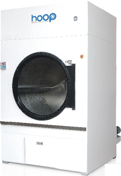 HOOP HG-30/DP (загрузка 30 кг) сушильный барабан