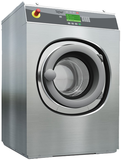 UniMac UY180 (загрузка 18 кг) подрессоренная стирально-отжимная машина