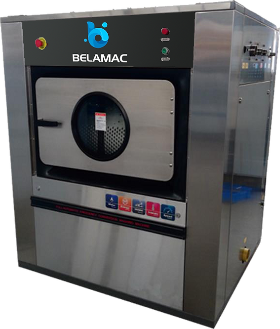 BELAMAC BWG25 (загрузка 25 кг) барьерная стирально-отжимная машина