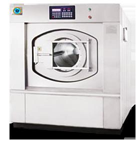 ReinMaster F150 (загрузка 150 кг) подрессоренная стирально-отжимная машина