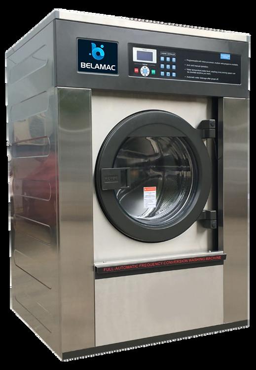 BELAMAC BWE15 (загрузка 15 кг) подрессоренная стирально-отжимная машина