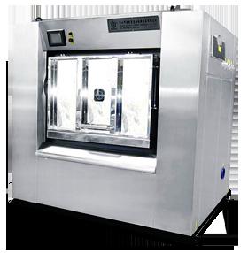 ReinMaster M100 (загрузка 100 кг) барьерная стирально-отжимная машина