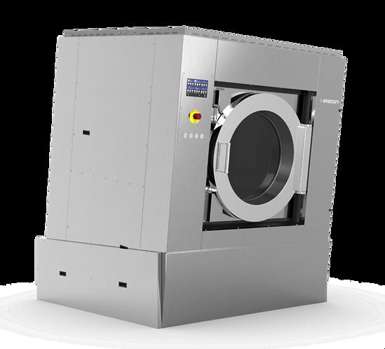 IMESA LM125-T (загрузка 125 кг) подрессоренная стирально-отжимная машина