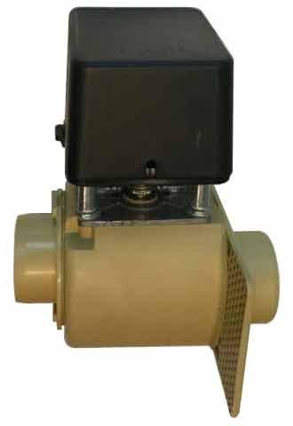 """Клапан сливной (дренажный) MDB-C-2M SC (2"""") для стиральной машины"""