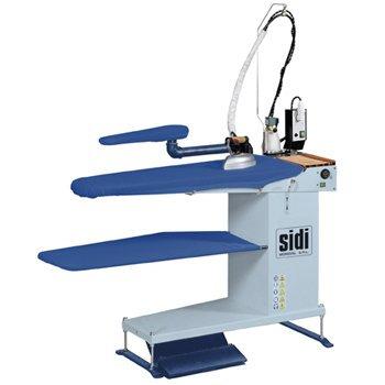 Гладильный стол SIDI VENUS (с прижимом и разогревом) с регулируемой высотой