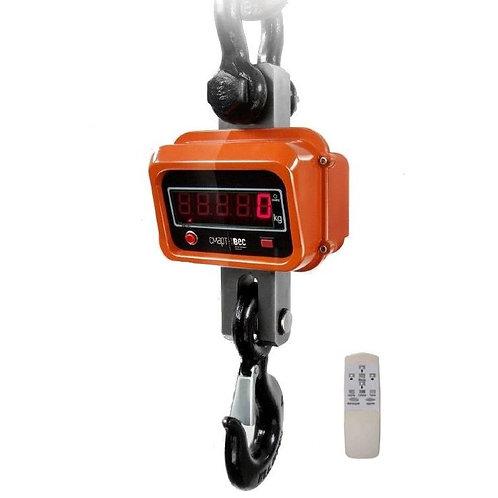 Промышленные крановые весы на 3 т СмартВес ВЭК-3000 (индикатор на весах)