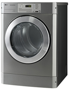 LG WD-F069BD2S электро (загрузка 10,2 кг) профессиональная стиральная машина