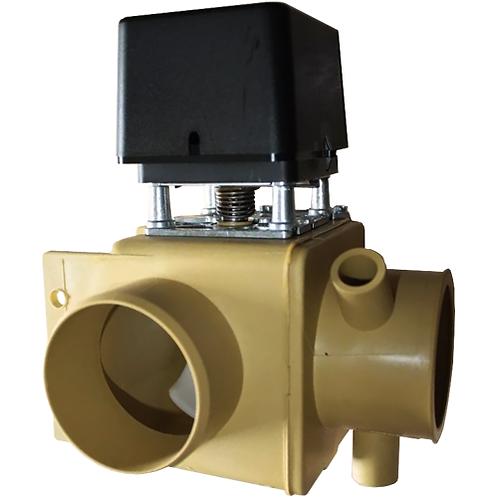 Клапан сливной (дренажный) в сборе MDBRA-3 для проф. стиральной машины