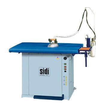 Гладильный столы SiDi SPA-821 (прижимом, поддувом и разогревом) доска 1200х700мм