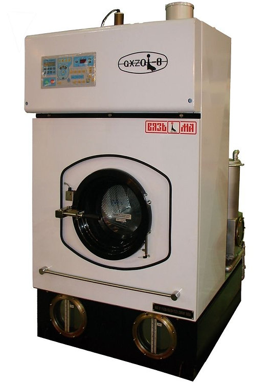 Машина химчистки Вязьма ЛВХ-12 (2 бака, перхлорэтилен, загрузка 12 кг)