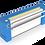 Thumbnail: IMESA MCA210/33 каландр сушильно-гладильный (ширина вала 210 см)