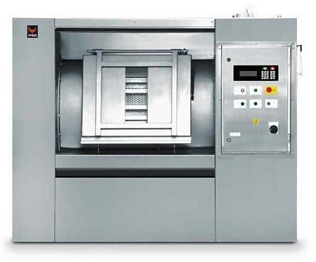 IPSO IB1400 барьерная стирально-отжимная машина (загрузка 140 кг)