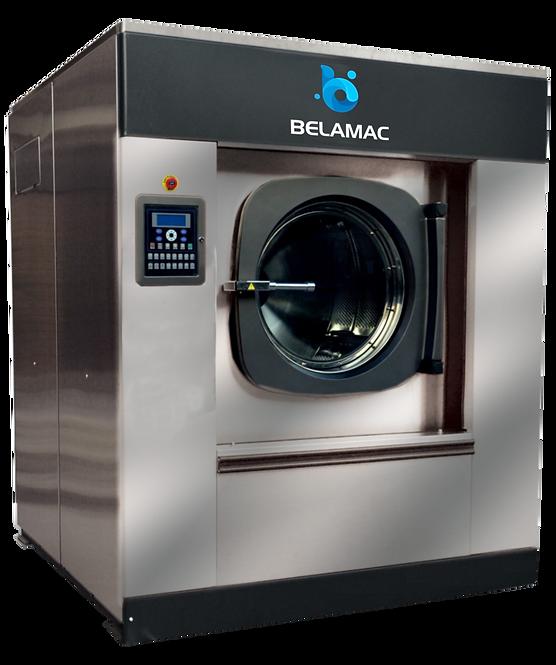 BELAMAC BWE100 (загрузка 100 кг) подрессоренная стирально-отжимная машина