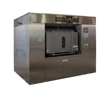 Вязьма ВБ-100 барьерная стирально-отжимная машина (загрузка 100 кг)
