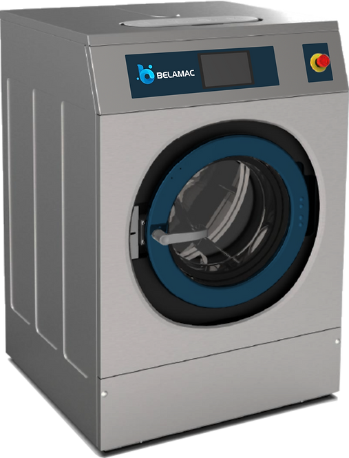BELAMAC BWS25 (загрузка 25 кг) подрессоренная стирально-отжимная машина