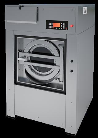 IPSO IY335 (загрузка 33.5 кг) подрессоренная стирально-отжимная машина