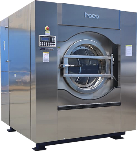 HOOP XGQ-50 (загрузка 55 кг) подрессоренная стирально-отжимная машина