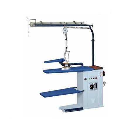 Гладильный столы SiDi FVC-902/S (с прижимом и разогревом автономные) с вентилят.