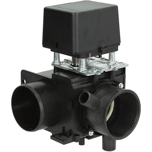 Клапан сливной (дренажный) PRI340055051 (MDB-O-3RA) для проф. стиральной машины